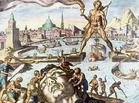 Colosul din Rodos