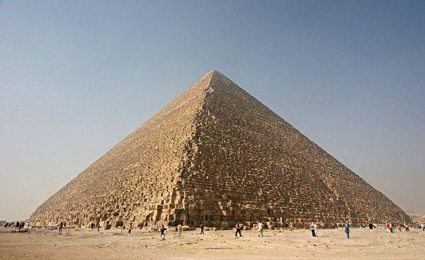 Marea Piramida a lui Kheops