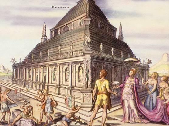 Mausoleul de la Halicarnassus