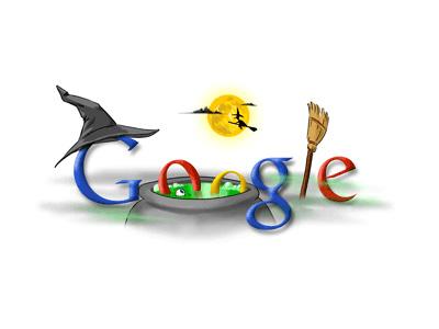 google_logo_halloween