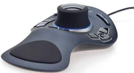SpaceExplorer 3D Mouse