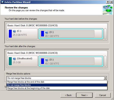Partition Manager 8