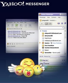 Yahoo Multi - Messenger