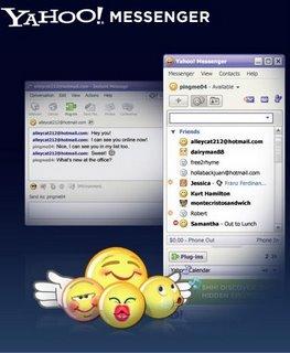 Yahoo Multi - Messenger