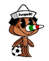 mascotele campionatelor europene