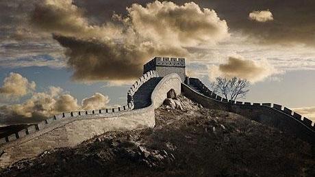Cele 7 minuni ale lumii moderne - Marele Zid Chinezesc