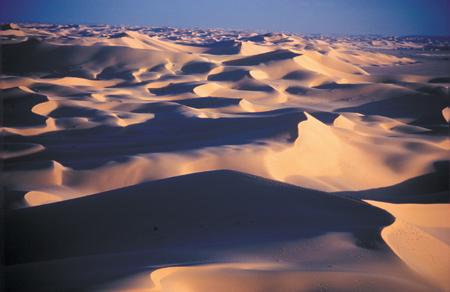 Sahara - istoria unui desert