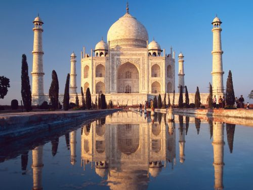 Cele 7 minuni ale lumii moderne - Taj Mahal
