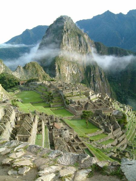 Cele 7 minuni ale lumii moderne - Machu Picchu