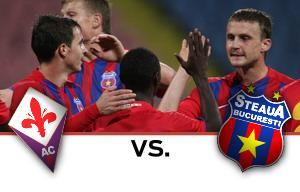 Fiorentina - Steaua