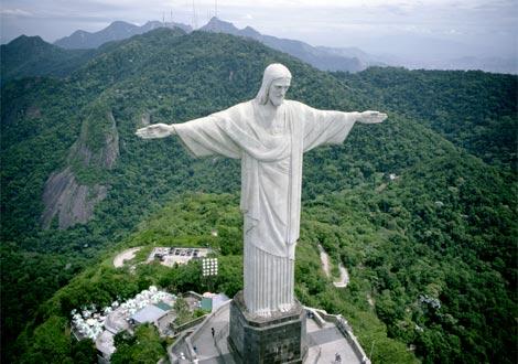 Cele 7 minuni ale lumii moderne - Iisus Mantuitorul