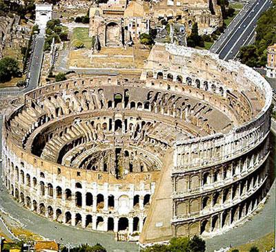Cele 7 minuni ale lumii moderne - Colosseum