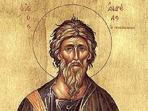 Sfantul Andrei - Ocrotitorul Romaniei