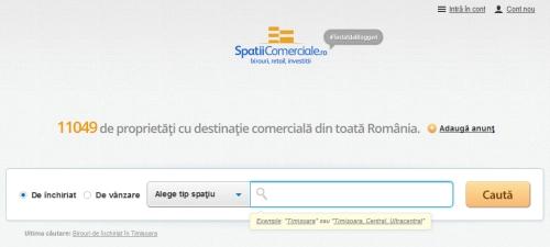 Spatii Comerciale Romania